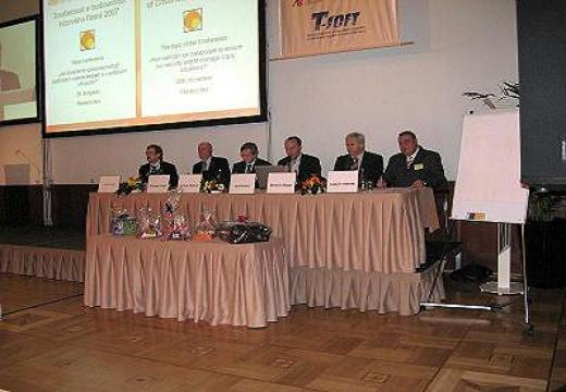 TIEMS Opening Ceremony Prague 2007